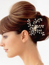 floral-fancy-wedding-hairstyle-with-bangs