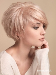 Light-Pink-Hair-Styles-Best-Short-Hairstyles-for-Fine-Hair